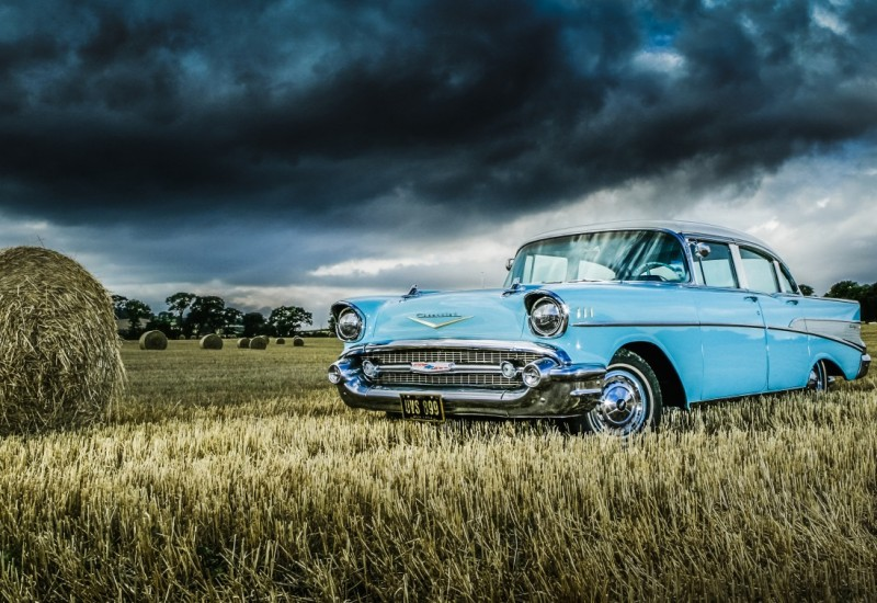 CHEVROLET 57 BEL AIR