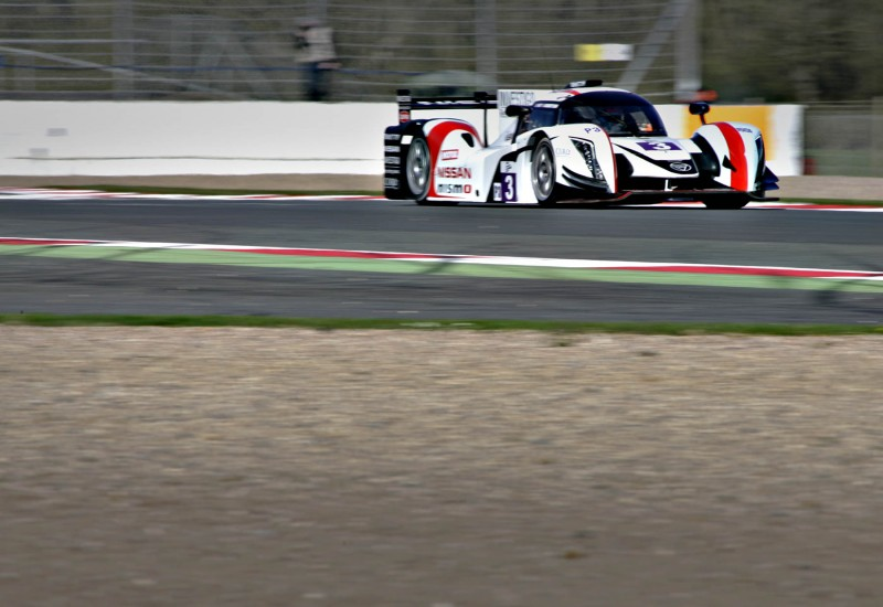 Sir Chris Hoy/Charlie Robertson/LMP3