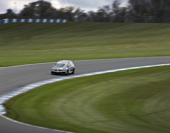 Christie Doran /VAG Trophy/VW Golf Gti MK5