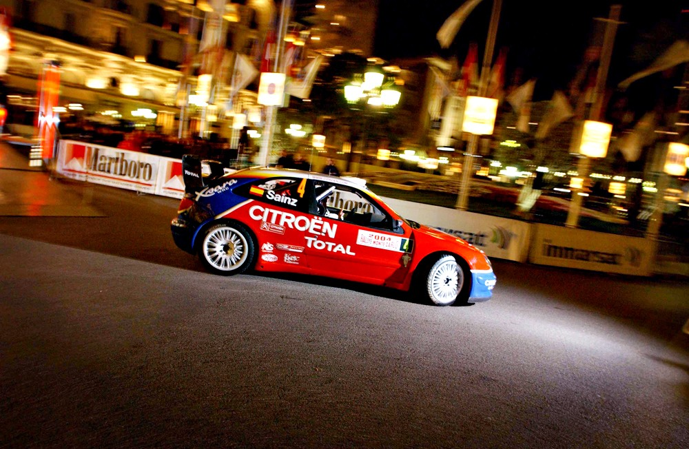 WRC MONTE CARLO