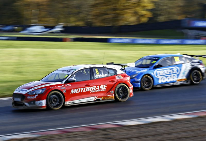 BTCC BRANDS HATCH